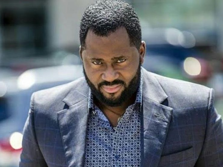 VIDEO: Desmond Elliot Berates Celebrities, Influencers Over #EndSARS Protest