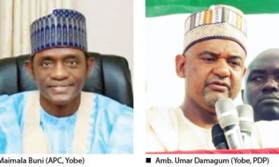Live Updates: Yobe Governorship And State Assembly Election Results