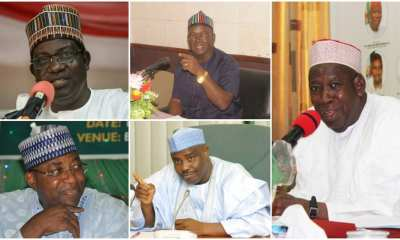 2019 Elections: Full List Of Elected Governors Across Nigeria