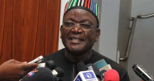 COVID-19: Benue Governor, Ortom Goes Into Isolation