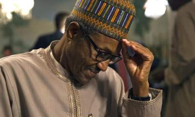 Buhari's Persistent Coughing Sends Shock-waves Round Aso Villa