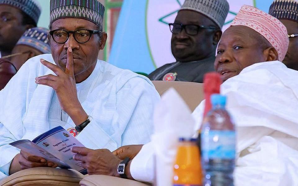 #EndSars: Kano Gov, Ganduje Suspends Media Aide For Criticizing Buhari