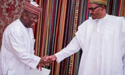 What Buhari Told Governor Yari In Saudi Arabia