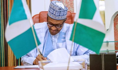 Just In: Buhari Appoints New Appeal Court President