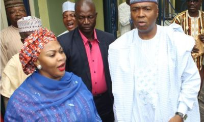 Saraki Gets New Role In Maritime Sector