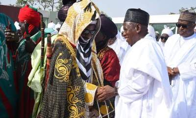Why Emir Sanusi Was Dethroned - Governor Ganduje