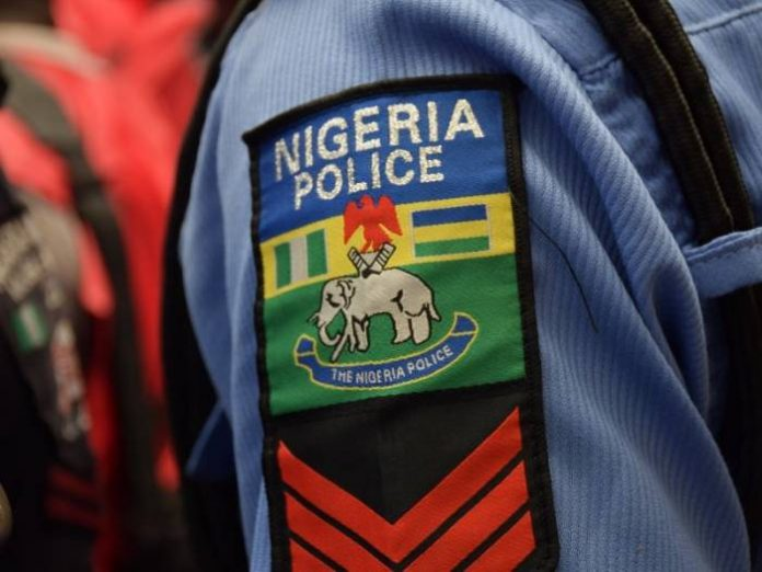 #EndSARS: Soldiers Beat Police Officer For 'Extorting' Motorists In Aba [Video]
