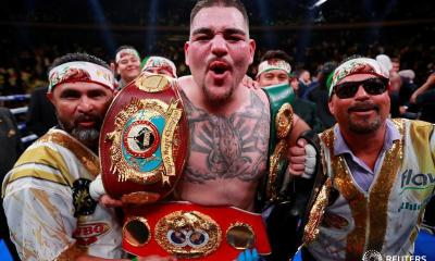 Why Ruiz Could Be Stripped Off World Title
