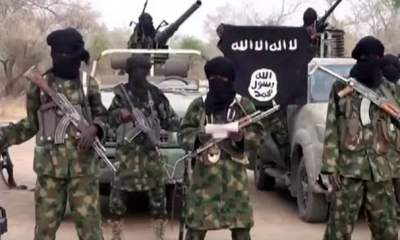 Breaking: Boko Haram Invades Adamawa, 'Kill Many', Burn Houses