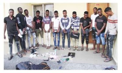 Just In: Yahoo Boys' Mothers Form Association In Lagos