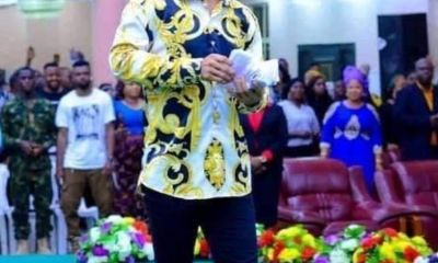 Nigerians React As Prophet Odumeje Claims 'There Is No Coronavirus In Nigeria'