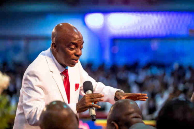 #EndSARS: Bishop Oyedepo Rain Down Curses On Hoodlums And Looters