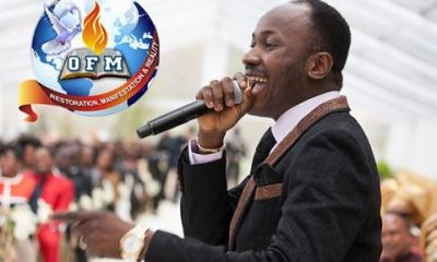 What Will Happen Before The End Of The Year - Apostle Suleman