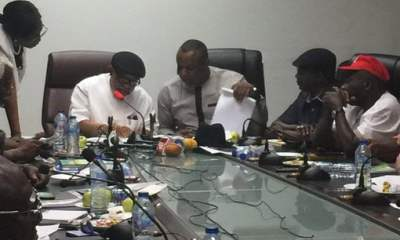Breaking: Labour, FG Reach Agreement On Minimum Wage (See Details)