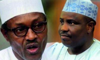 PDP's Tambuwal Congratulates President Buhari Over Supreme Court Victory