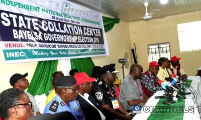 Final Bayelsa Election Results For All LGAs Declared By INEC