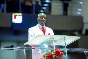 Bishop Oyedepo Backs #EndSARS Protests, Says 'Nigerians Have Been Pushed To The Wall'