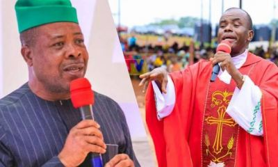 Imo: Why God Took Power From Emeka Ihedioha - Father Mbaka