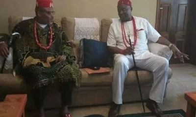 Biafra: Nnamdi Kanu Explodes Over Ohanaeze's Support For Amotekun