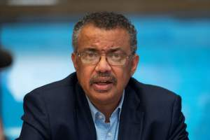 Tedros Adhanom Ghebreyesus Director of the World Health Organization (WHO)