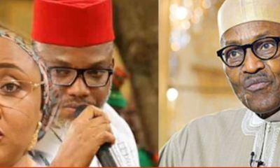 Biafra: How Aisha Buhari Confirmed Buhari Is Dead - Nnamdi Kanu