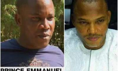 Biafra: Nnamdi Kanu's Brother Sends 'Strong Warning' To Nigerian Army Ahead Of Parents' Burial