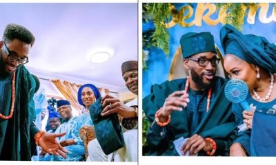 Laolu Osinbajo Traditional Wedding