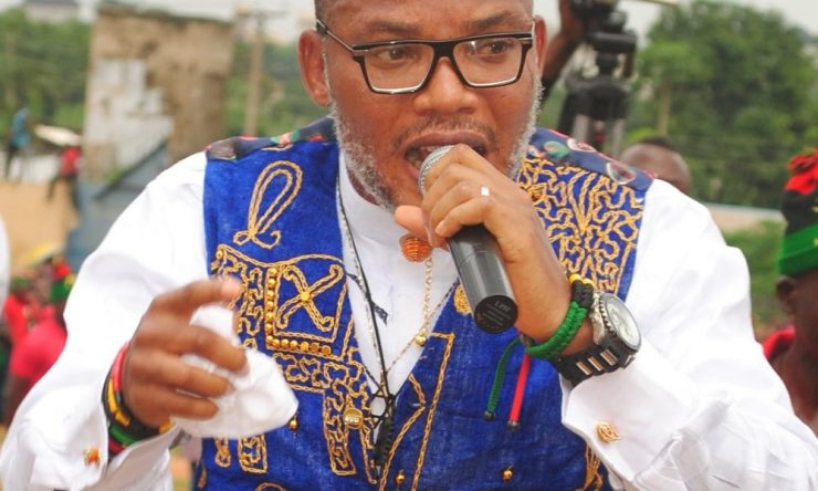 'You Are Finished' – Nnamdi Kanu Attacks Gov. Wike