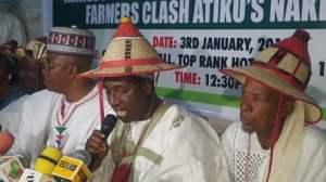 Herdsmen: Miyetti Allah Says Fulani Own Nigeria, Set To Unveil Security Outfit
