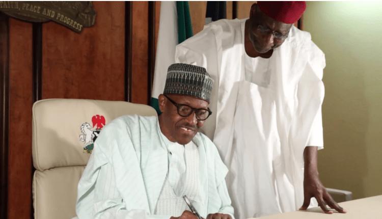 Tribute To Abba Kyari, The Man After President Buhari's Heart ...