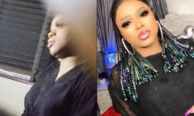 Bobrisky Arrested For 'Fraud' (Photos/Video)
