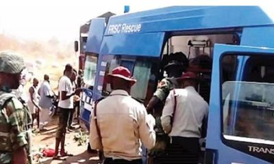Just In: Trailer Crushes Three To Death In Abuja
