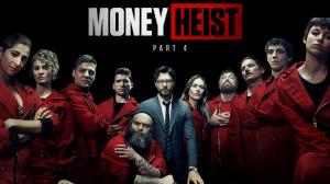 Money Heist Season 4