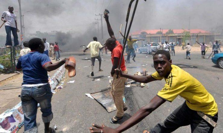 Osun: Thugs Attack Iwo Local Govt Secretariat, Destroy Properties