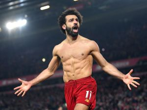 Mohamed Salah - 1 year ago, Mohamed Salah And Liverpool Won The Champions League