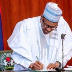 Buhari Asks Senate To Confirm 8 New Supreme Court Justices (Full List)