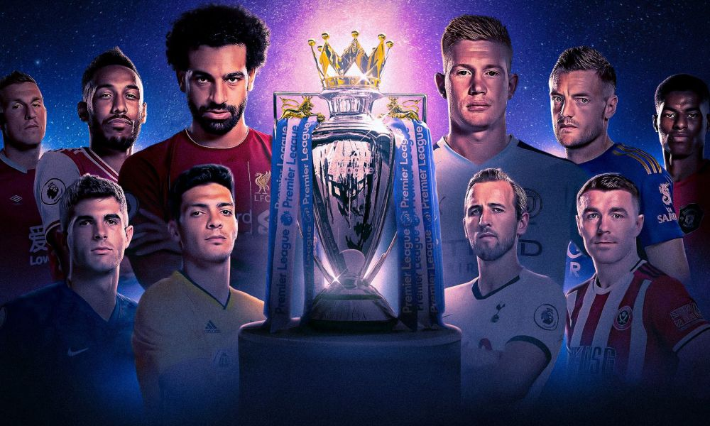 English Premier League Fixtures, Kick-Off Time (Full List)