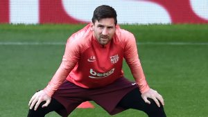 Arsenal: What Messi In England Means For Football – Arteta