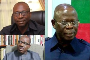 Forget What I Said About Ize-Iyamu, Some People Want Me Dead - Oshiomhole