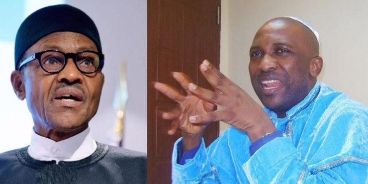 God Against Your Govt, Sack IGP Adamu – Primate Ayodele Tells Buhari