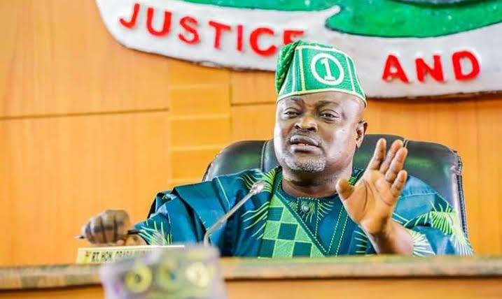 'Sick' Lagos Assembly Speaker, Obasa Returns To EFCC