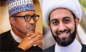 Buhari and Imam of Peace - To #EndSARS, Boko Haram Terrorism, Buhari Must Resign – Imam Of Peace
