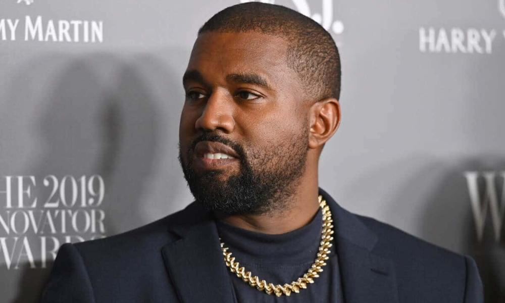 Kanye West Lends His Voice To #EndSARS Campaign