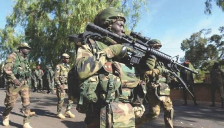 Nigerian Army To Commence Crocodile Smile Exercise Nationwide