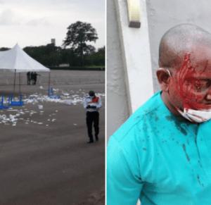 Thugs Invade Nigerian Medical Association, Injure Many Doctors