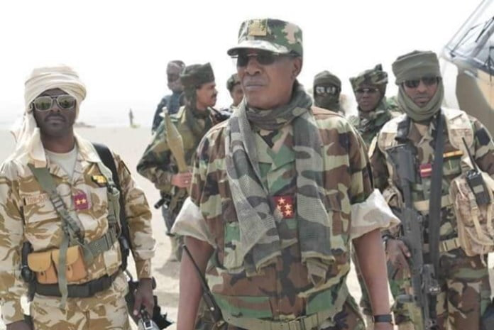 Nigerian Military Takes Fresh Action As Chad President Is Shot Dead