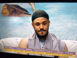 BBNaija: Ozo Wins HOH, Picks Dora Over Nengi As Deputy HOH