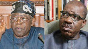 Tinubu Bombs Governor Obaseki Over Edo Assembly Crisis, Makes New Claims
