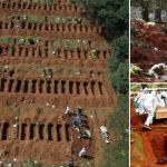 Indonesia Commence Digging Of 6000 Graves