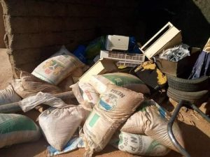 Adamawa Residents Begin Return Of Looted Items After Governor's Threat – [Photos]
